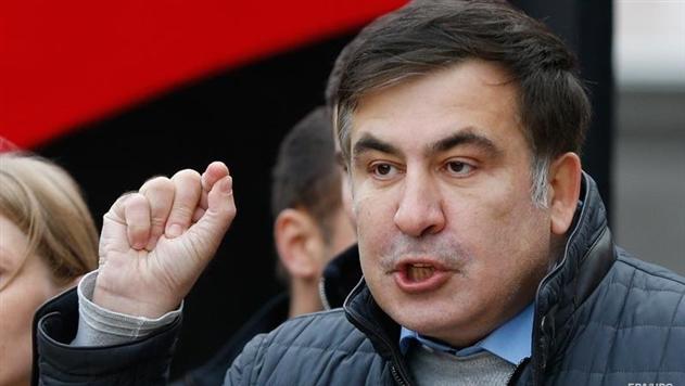 Саакашвили: Мы не можем вечно стоять под Радой