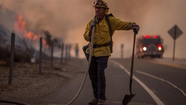 Пожары в Калифорнии: погибли не менее 10 человек