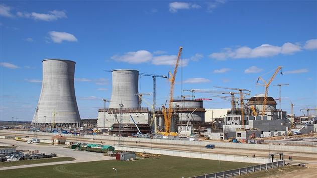 Корпус реактора для второго энергоблока доставили на БелАЭС