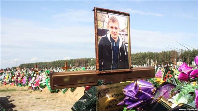 Командира части, где служил погибший солдат Коржич, отстранили от должности