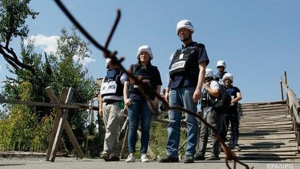 ОБСЕ зафиксировала разгрузку танков вблизи Донецка - СМИ