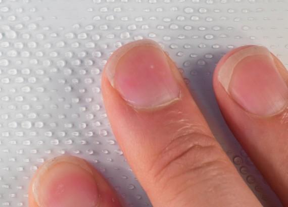 Учёные создали новый инструмент для дезинфекции рук