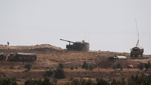 Дамаск требует от Турции вывести войска из Идлиба