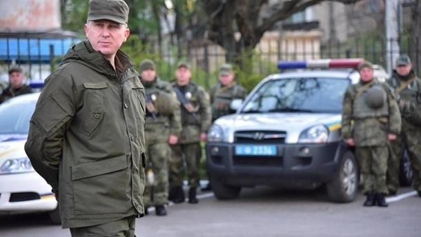 Полиция перешла на усиленный режим из-за выборов