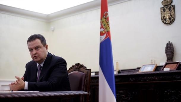 Глава МИД Сербии спел песню президенту Турции