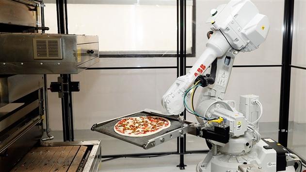 Стартап по производству пиццы роботами привлёк $48 млн