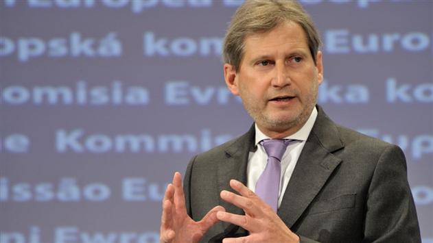 Еврокомиссар Хан посетит Беларусь 17 октября