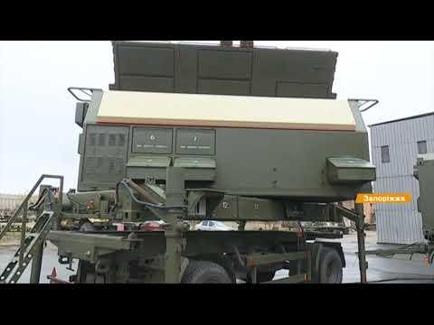 Украинские военные показали новый 3D радар
