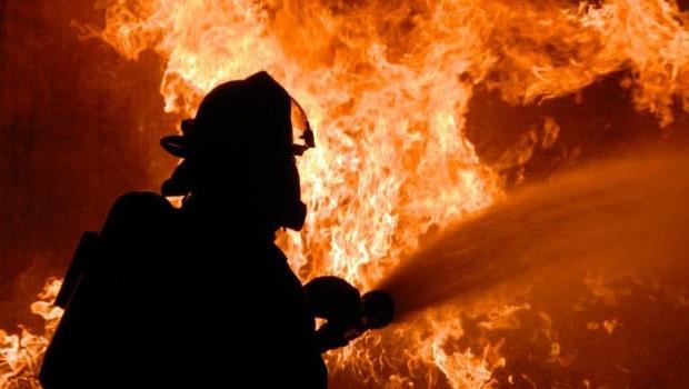 В Воложинском районе на пожаре погибли мать и сын