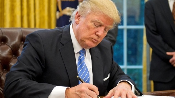Трамп получил на подпись оборонный бюджет США