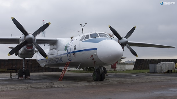 ВСУ получат самолет Ан-26 после капремонта