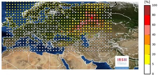 Скрывали месяц. Как радиация из РФ накрыла Европу