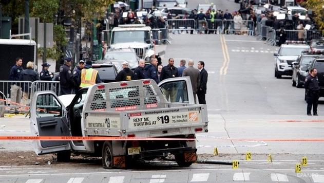 ФБР: Исполнитель теракта в Нью-Йорке вдохновился пропагандой ИГ