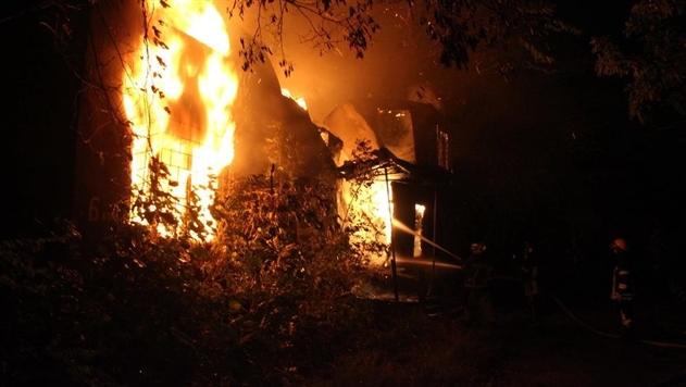 В Украине за сутки в пожарах погибло рекордное число украинцев