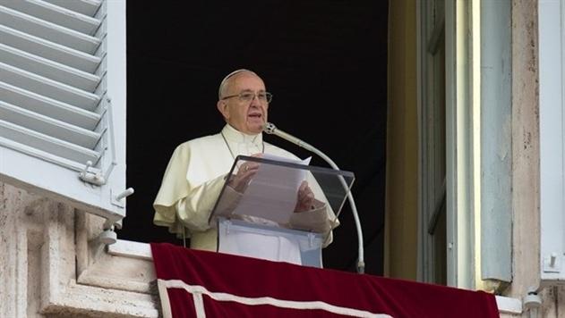 Папа Римский помолился за жертв Голодомора в Украине