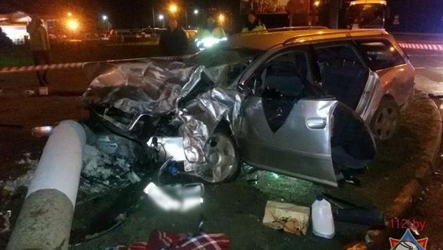 На спидометре 140 км/ч: 6 человек пострадали в ночном ДТП в Бресте - фото