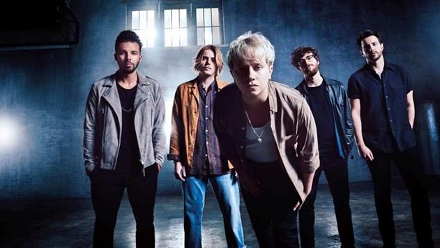Британские рокеры Nothing But Thieves впервые приедут в Минск