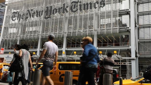 В NYT объяснили ситуацию со