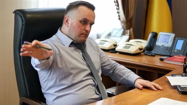 Холодницкий подтвердил свою госпитализацию