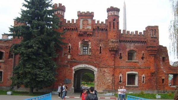 Брестскую крепость реконструируют за счет Союзного государства