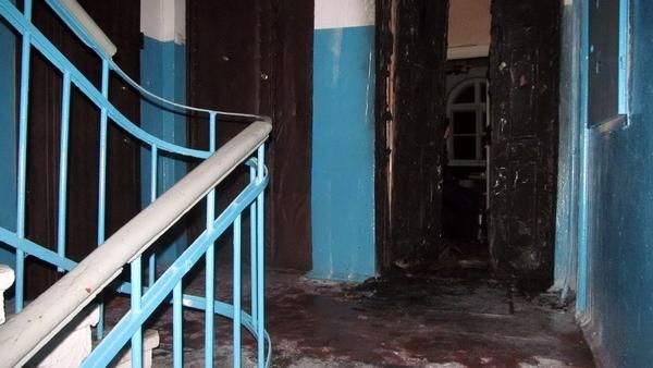 Минчанин поджег дверь обидевшего его собутыльника
