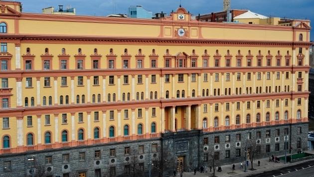 В Москве у ФСБ украли кабель спецсвязи