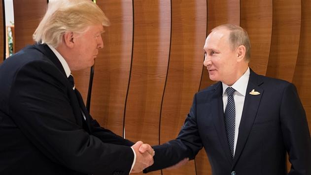 Путин и Трамп обсудили Украину