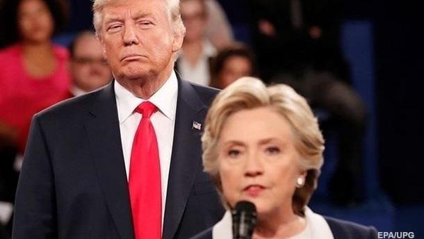 Трамп: Клинтон худший неудачник всех времен