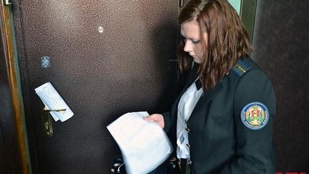 Судебные исполнители будут ежемесячно ловить должников на дорогах