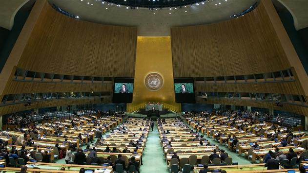 Комитет ООН поддержал обновленную резолюцию по Крыму