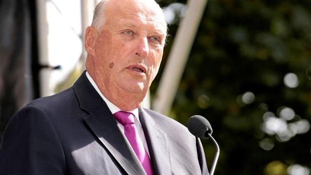 Король Норвегии попал в больницу