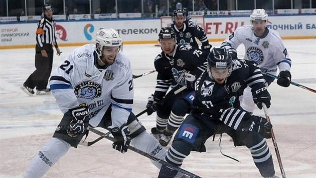 Минское «Динамо» во Владивостоке разгромно проиграло «Адмиралу»