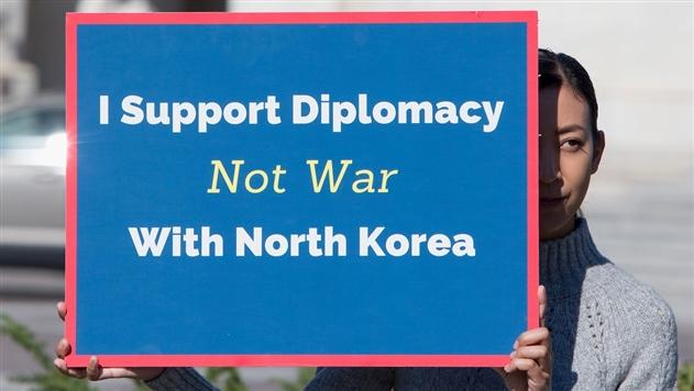 Южная Корея и Китай будут мирно решать проблему КНДР