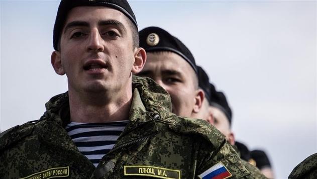 МИД требует отменить военный призыв в Крыму