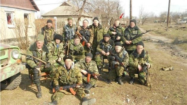 СБУ заявила, что поймала бойца ЛНР под Харьковом