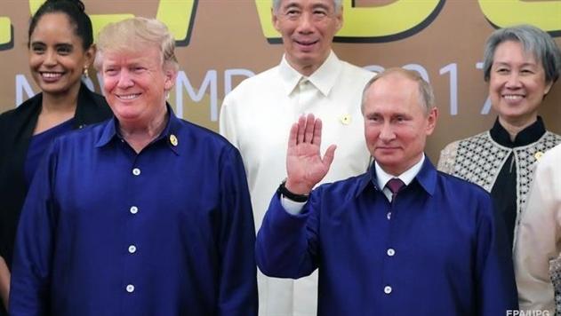 Сенатор РФ: Трамп был не готов к встрече с Путиным