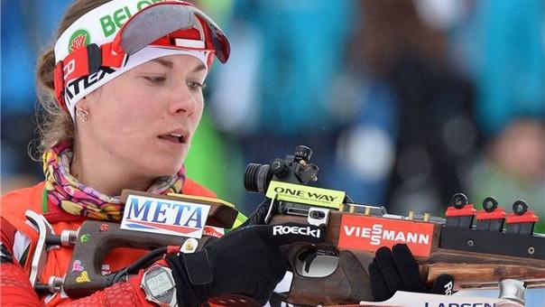 Скардино выиграла индивидуальную гонку на этапе КМ в Швеции