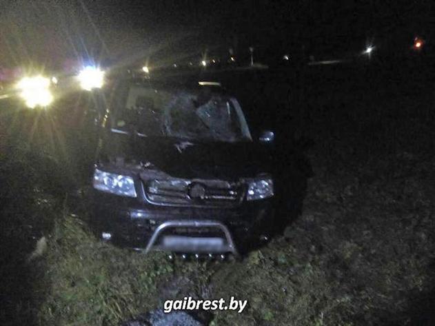 В Столинском районе погиб велосипедист