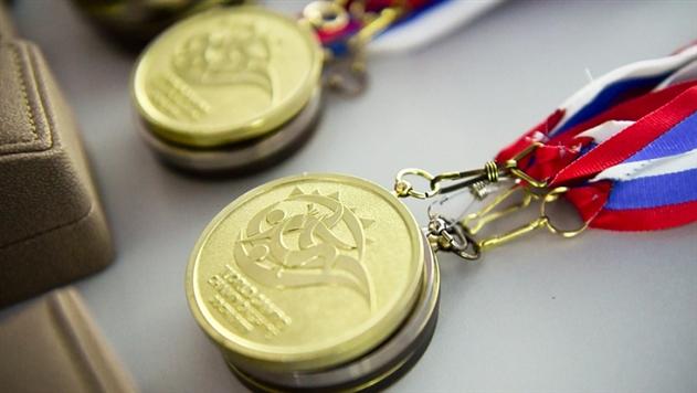 Белорусы выиграли 12 медалей на чемпионате мира по самбо в Сочи