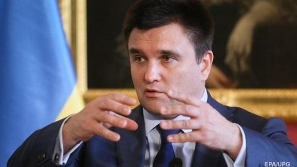 Климкин: Украина получит военную помощь от США