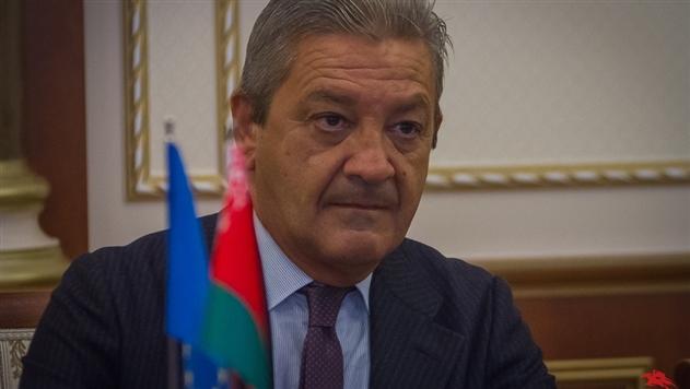 Ригони: наша конечная цель - ввести Беларусь в Совет Европы