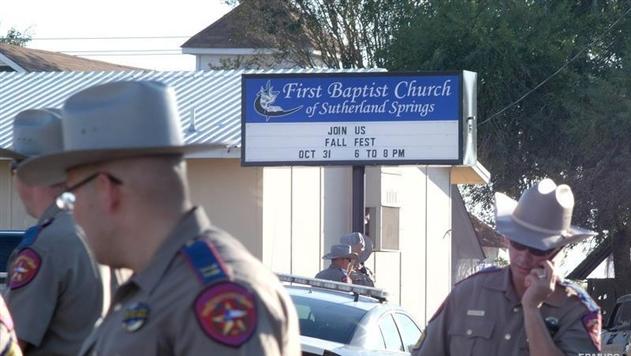Причиной стрельбы в Техасе могли стать семейные проблемы