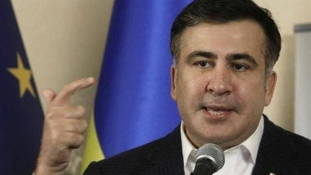 Саакашвили сообщил о задержании сына в аэропорту Борисполь