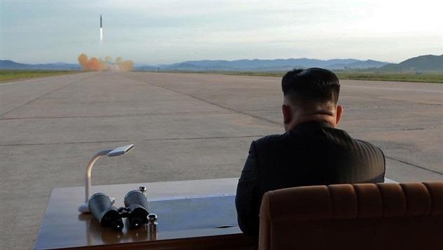 В КНДР заявили об успешном запуске ракеты