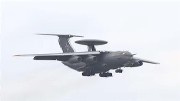 В России впервые испытали «летающий радар» А-100