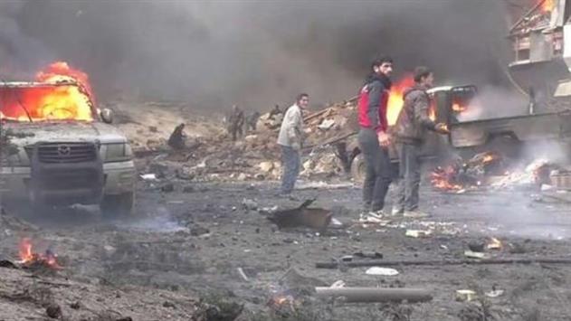 В сирийском Дейр-эз-Зоре произошел теракт