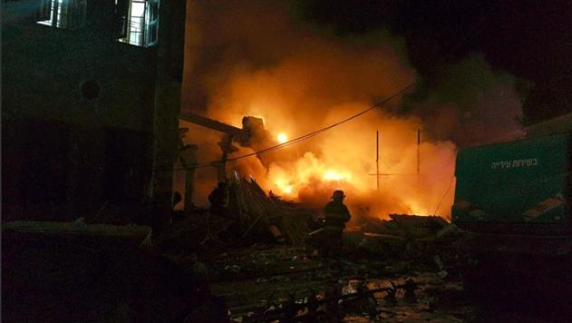 В Тель-Авиве произошел взрыв: есть погибшие
