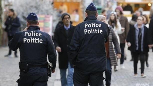 В ходе беспорядков в Брюсселе задержали около 100 человек
