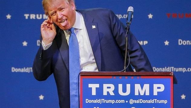 Рейтинг Трампа рекордно упал