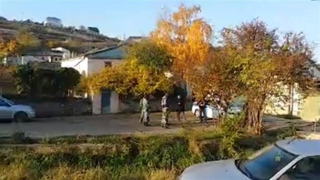В Крыму вновь прошли обыски у активистов